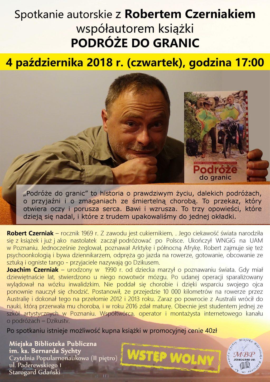 Robert Czerniak Joachim Czerniak - Podróże do granic