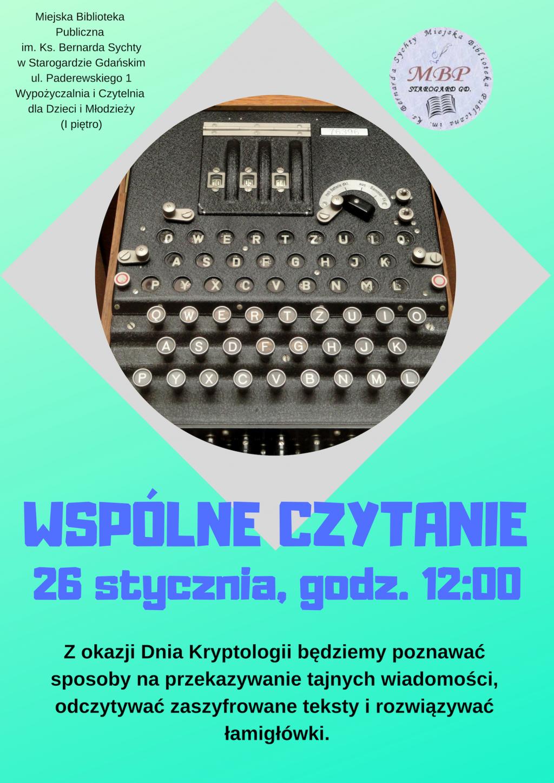 Wspólne Czytanie_Dzień Kryptologii
