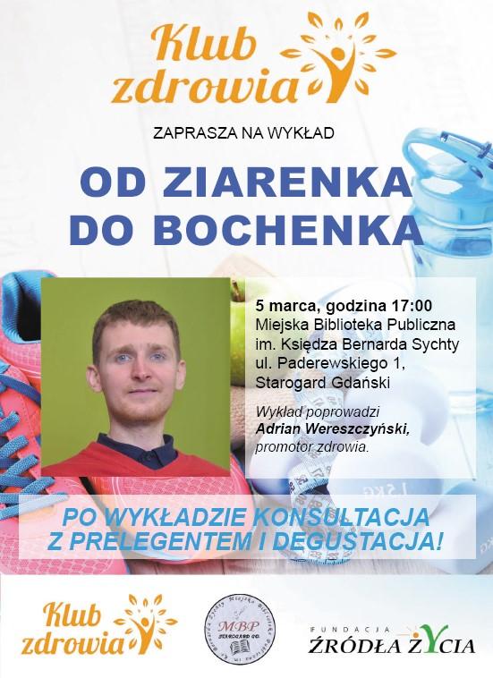 Od ziarenka do bochenka - Klub Zdrowia