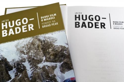 Długi film o miłości. Powrót na Broad Peak Jacek Hugo-Bader fot. Znak.com.pl