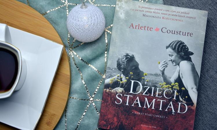 Arlette Cousture - Dzieci stamtąd, fot. fitandfashion.pl