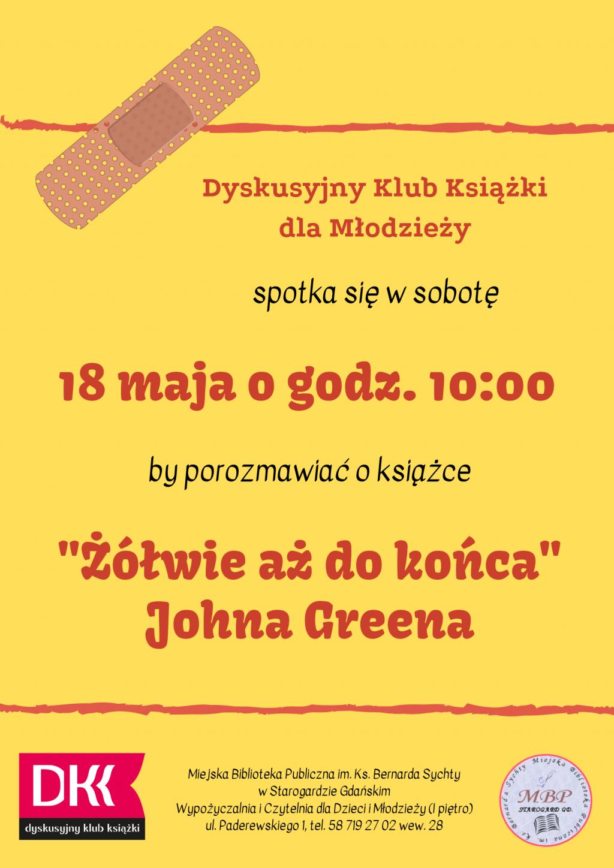 DKK dla młodzieży_Żółwie aż do końca