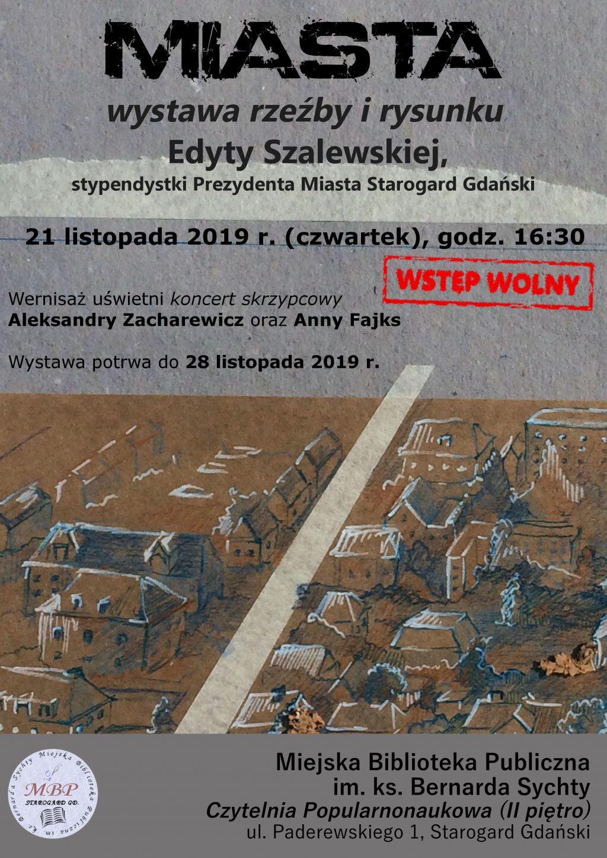 Edyta Szalewska - Miasta
