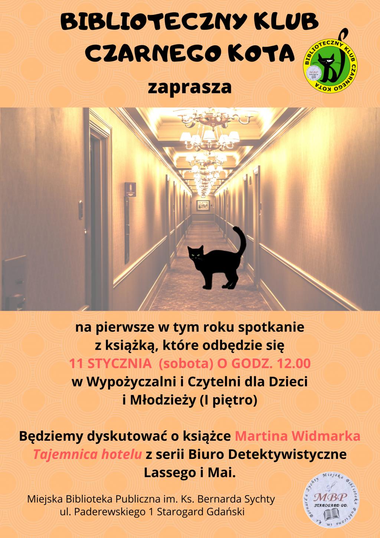 DKK dla DZIECI_ Martin Widmark Tajemnica hotelu