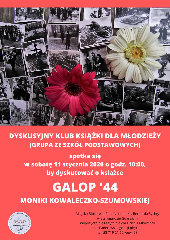 DKK dla młodzieży_Galop '44